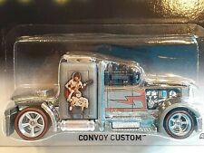 Hot Wheels POP CULTURE AC DC CONVOY CUSTOM / MOC / NOS / NEW / VVHTF  [ 2861 ]