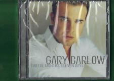 GARY BARLOW - TWELVE MONTHS ELEVEN DAYS CD NUOVO SIGILLATO