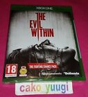 THE EVIL WITHIN NEUF NEW XBOX ONE VERSION 100% FRANCAISE