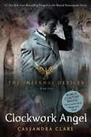 Complete Set Series Lot of 3 Infernal Devices books by Cassandra Clare Clockwork
