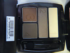 Avon Eyeshadow Quad Chocolate Sensation (4 colors) in Mirrored Compact Case NIB