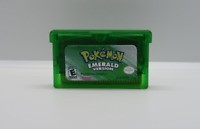 Pokemon Emerald Version | Nintendo Gameboy Advance GBA | Tested | Reproduction