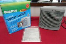 PARASENE ELECTRIC FROST SHIELD GREENHOUSE CONSERVATORY FAN HEATER 2KW