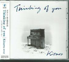 KITARO-Thinking Of You 10tracks Japan CD w/OBI