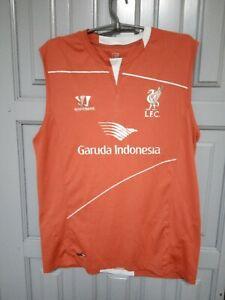 Liverpool F.C Official Warrior Training Vest 2014-2015