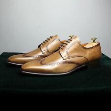 FRATELLI BORGIOLI Derby Shoes size UK 10/EU 44