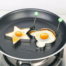 Home Fried Egg Device Pancake Stainless Steel Fried Egg Mold Kitchen Tool