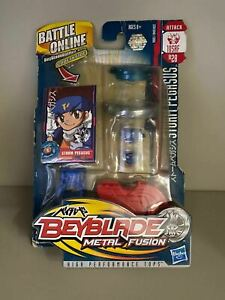 Out of Production Hasbro Beyblade Metal Fusion BB-28 Storm Pegasus 105RF