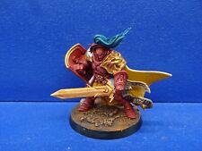 Knight-Questor der Stormcast Eternals GUT BEMALT