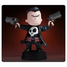 """Marvel Comics ~ PUNISHER ~ 4 1/2"""" Animated Collection Statue by Gentle Giant"""