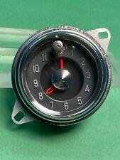 1955 Buick Dash Clock - Nice & Works!