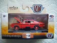 M2 DETROIT MUSCLE R37 1969 PLYMOUTH BARRACUDA