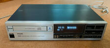 Philips CD304 - CD-Player - silber - voll funktionsfähig