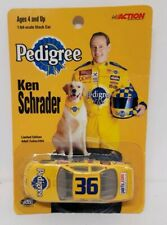 2000 Ken Schrader #36 PEDIGREE Limited Edition 1/64 Racing Champions Nascar Car