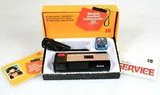 KODAK POCKET INSTAMATIC 20 CAMERA OUTFIT W/ MAGICUBE, MAGICUBE EXTENDER   STRAP