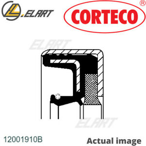 SHAFT SEAL DIFFERENTIAL CORTECO