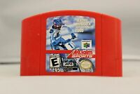 Jeremy Mcgrath Supercross 2000 - Nintendo N64 Game Authentic