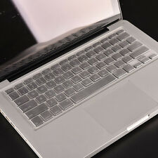 Uppercase Ultra Thin Clear Soft TPU Keyboard Cover Skin for MacBook Pro 13 15 FT