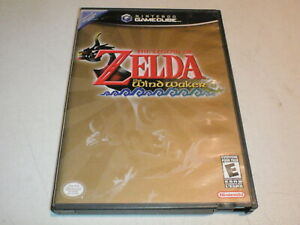 The Legend of Zelda: The Wind Waker (Nintendo GameCube, 2003) Complete