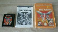Yars' Revenge (complete) - Atari 2600