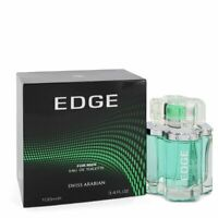 Swiss Arabian Edge By Swiss Arabian Eau De Toilette Spray 3.4 oz