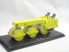 Start Scale Models SSM8001 Russischer Asphaltroller Straßenwalze DU-49 USSR 1:43