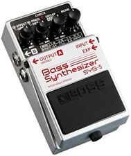 BOSS Bass Synthesizer SYB-5 NEW Guitar Effects Pedal  Free Shipping