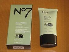 No7 BEAUTIFUL SKIN BB CREAM NORMAL/OILY 40ml NEW/BOXED