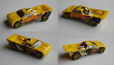 "Hot Wheels-Bedlam amarillo ""team hot wheels"""