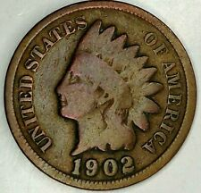 1902-P 1C Indian Head Cent 19ss0804 50 Cents Shipping