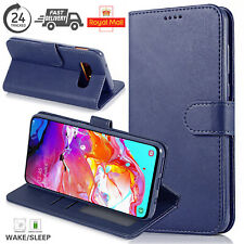 Case Cover For Samsung A90 A80 A70 A50 A40 A30 A20 Smart Wallet Stand Flip Phone