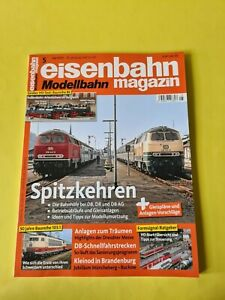 eisenbahn Modellbahn magazin Nr. 635  Mai 2020  SPITZKEHREN     Zustand 1A
