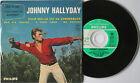 """JOHNNY HALLYDAY """"POUR MOI LA VIE VA COMMENCER"""" CD 4 TITRES"""