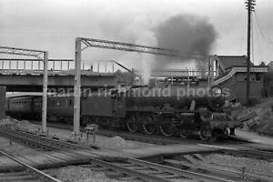 Lichfield Trent Valley Jubilee 45611 Hong Kong 1964 Railway Negative RN110