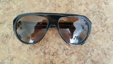 "Fabien Baron FB007 ""Bark"" Brown Lenses Used Very Nice"