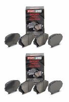 STOPTECH 2015-2016 BMW M3 M4 F80 F82 F83 FRONT AND REAR SPORT BRAKE PADS SET