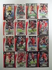Panini WCCF 2007-08Liverpool complete 16 cards set Gerrard