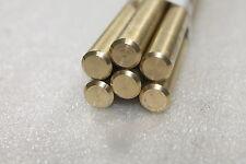 "6 C360 Brass Rod Bars 1/2"" x 14"" Free Machining 4 Lathe Live Steam WR9bA2-3"