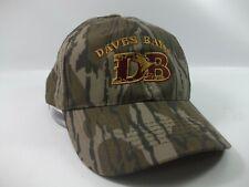 Daves Bayou Camouflage Hat Camo Hook Loop Baseball Cap