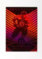 2019-20 UD Artifacts Aurum Red #A-22 Brad Marchand /99