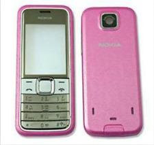 Pink Housing skin Cover Case Fascia Faceplate facia for Nokia 7310 7310c pink