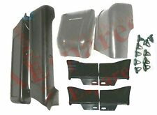 Bumper Cover Rocker Corner Side Moulding Set Long Body F/R Suzuki Samurai SJ413