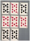 8 - C1937 Chesapeake And Ohio Lines Swap Playing Cards - TENS With Chessie