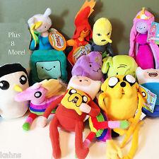 U Pick 5 ! Adventure TimePlush - from 21 styles Plush - FREE SHIPPING!! - NWT