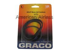 Graco HVLP M70616 Buna 2 1/2 Gallon Lid Gasket M70616 M70-616