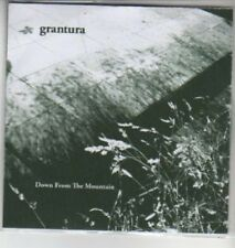 (AD346) Grantura, Down From The Mountain - DJ CD