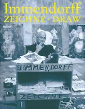 Fachbuch Jörg Immendorff, ZEICHNE | DRAW statt 78 Euro REDUZIERTES NEUBUCH