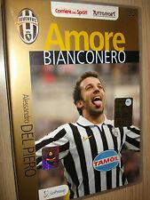 DVD N°1 AMORE BIANCONERO ALESSANDRO DEL PIERO ALEX FC JUVENTUS