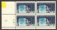 2087 Plate block 20cent Health Research Lab equipment Laboratory research tests
