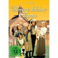 UNSERE KLEINE FARM S 4 - 6 DVD NEUF MICHAEL LANDON,KAREN GRASSLE,MELISSA GILBERT